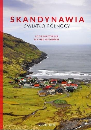 Okładka książki Skandynawia. Światło północy