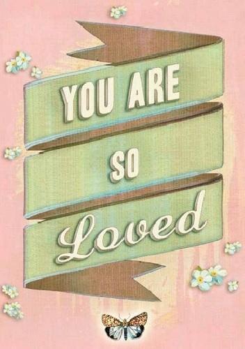 Okładka książki You Are So Loved
