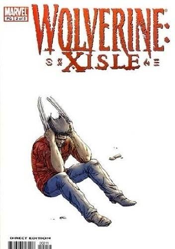 Okładka książki Wolverine: Xisle #2