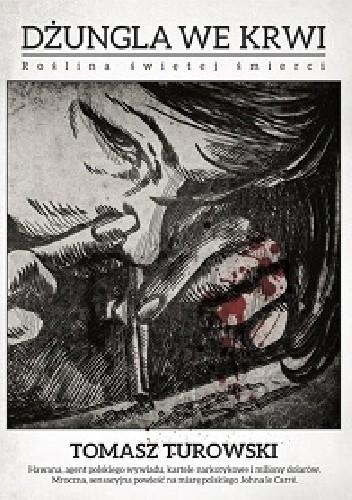 Okładka książki Dżungla we krwi