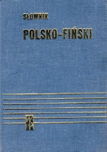 Okładka książki Słownik polsko-fiński
