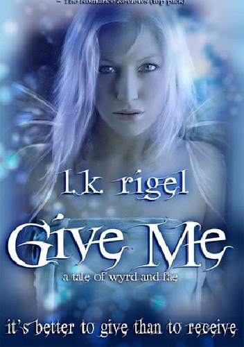 Okładka książki Give Me