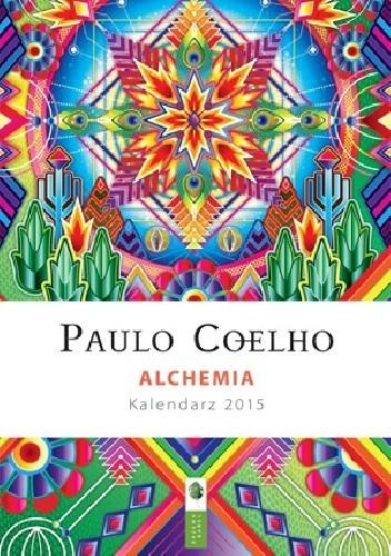 Okładka książki Alchemia. Kalendarz 2015