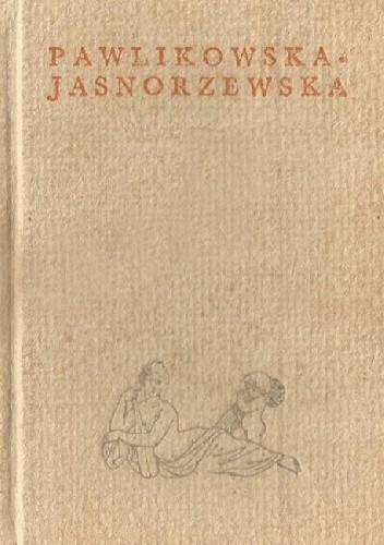 Okładka książki Pawlikowska-Jasnorzewska