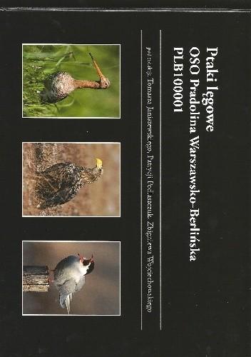 Okładka książki Ptaki lęgowe OSO Pradolina Warszawsko-Berlińska PLB100001