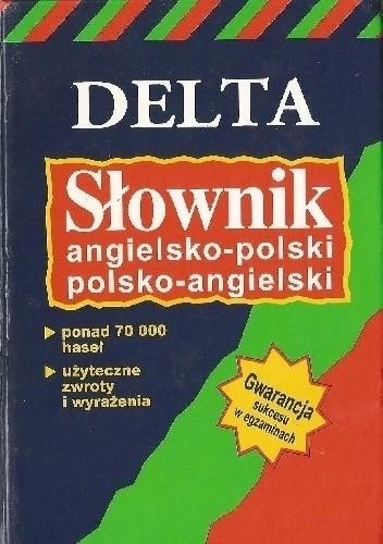 Okładka książki Słownik angielsko-polski polsko-angielski