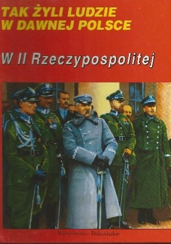Okładka książki W II Rzeczypospolitej