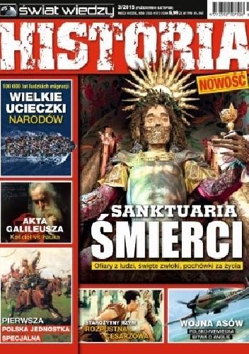 Okładka książki Świat Wiedzy Historia 3/2015