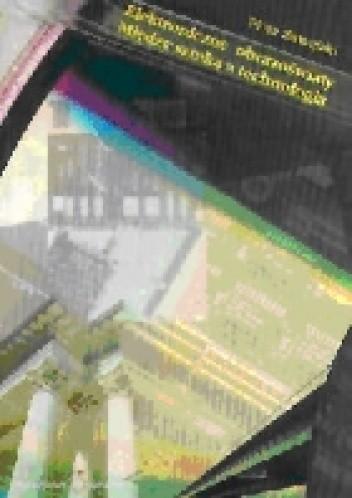Okładka książki Elektroniczne obrazoświaty. Między sztuką a technologią.