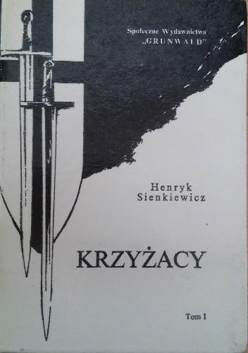 Okładka książki Krzyżacy t. I