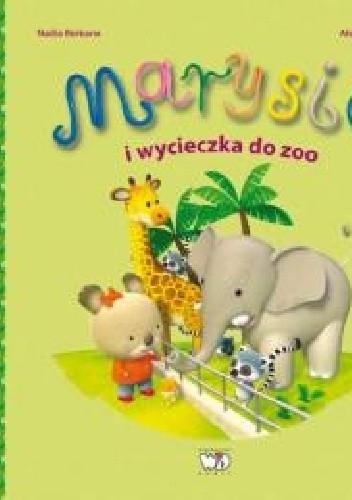 Okładka książki Marysia i wycieczka do ZOO