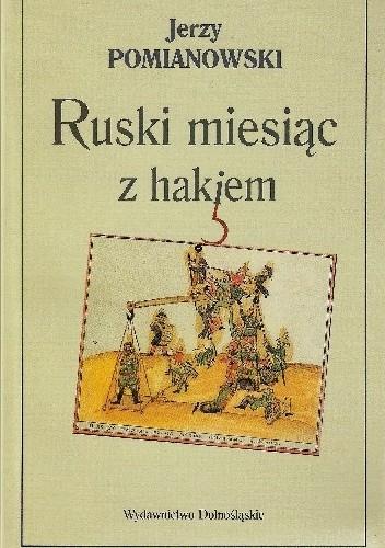 Okładka książki Ruski miesiąc z hakiem