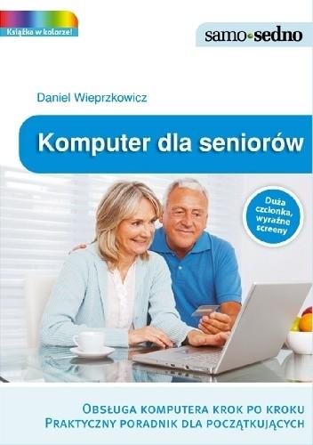 Okładka książki Komputer dla seniorów