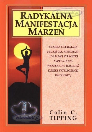 Okładka książki Radykalna manifestacja marzeń