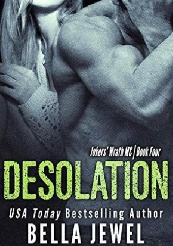Okładka książki Desolation