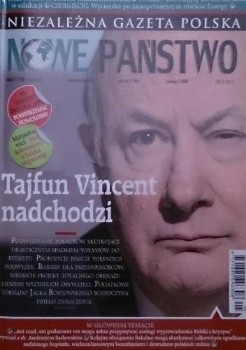 Okładka książki Nowe Państwo, 05/2013