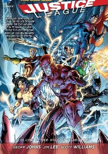 Okładka książki Justice League Volume 2: The Villain's Journey