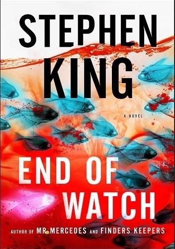 Okładka książki End of Watch