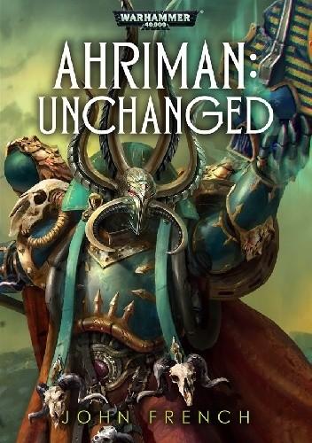 Okładka książki Ahriman: Unchanged