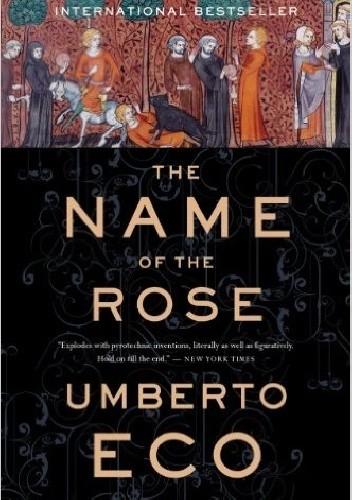 Okładka książki The Name of the Rose