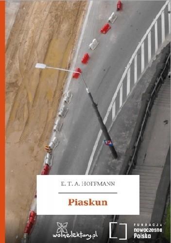 Okładka książki Piaskun