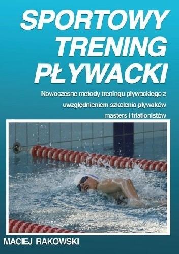 Okładka książki Sportowy trening pływacki