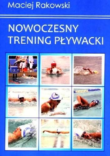 Okładka książki Nowoczesny trening pływacki