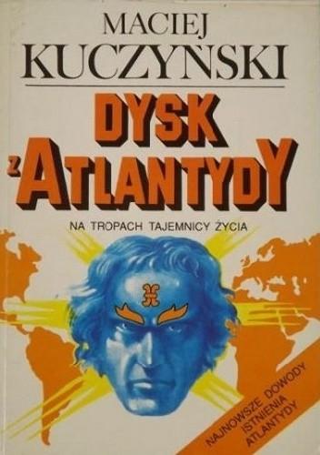 Okładka książki Dysk Z Atlantydy