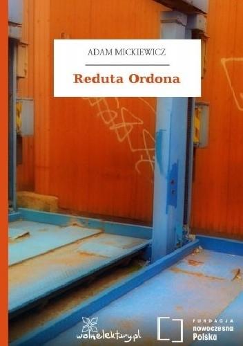 Okładka książki Reduta Ordona