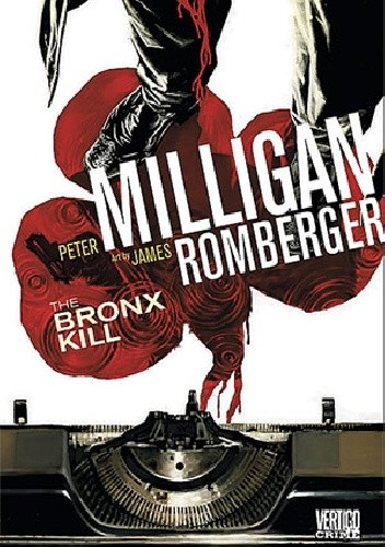 Okładka książki The Bronx Kill