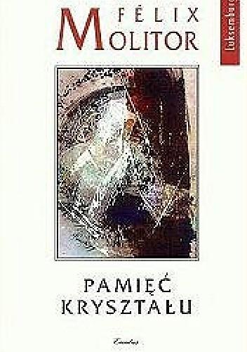 Okładka książki Pamięć kryształu