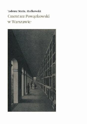 Okładka książki Cmentarz Powązkowski w Warszawie