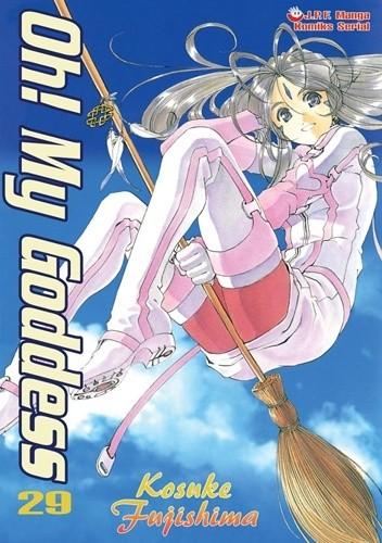 Okładka książki Oh! My Goddess. Tom 29