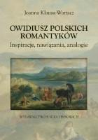Owidiusz polskich romantyków. Inspiracje, nawiązania, analogie