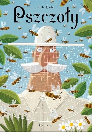 Okładka książki Pszczoły