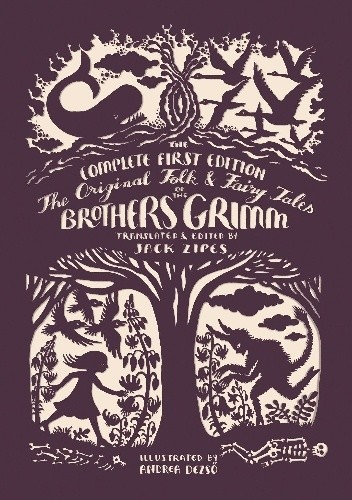 Okładka książki The Original Folk and Fairy Tales of the Brothers Grimm