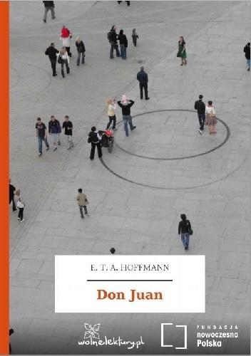 Okładka książki Don Juan (Z dziennika podróżującego entuzjasty)