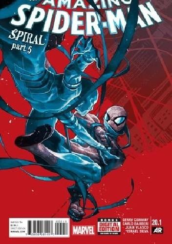 Okładka książki Amazing Spider-Man Vol 3 #20.1 - Spiral: Conclusion