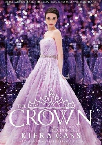Okładka książki The Crown