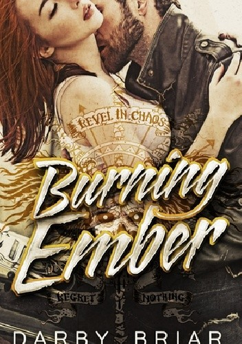 Okładka książki Burning Ember