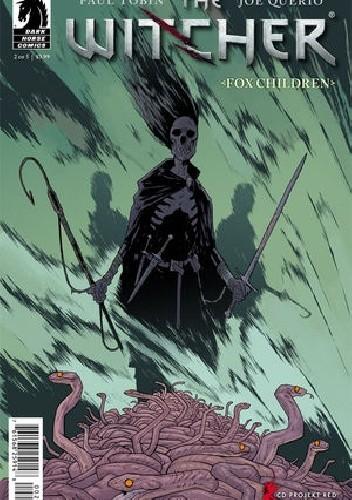Okładka książki The Witcher Fox Children #2