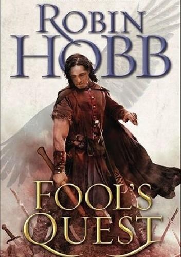 Okładka książki Fool's Quest
