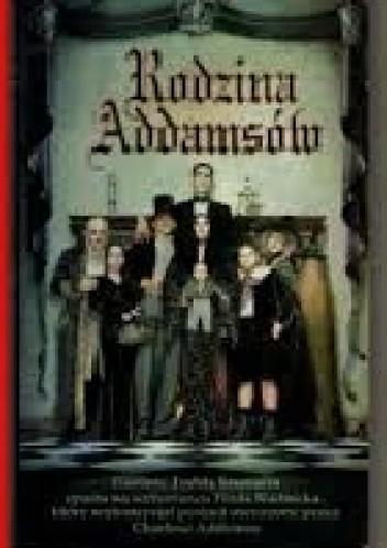 Okładka książki Rodzina Addamsów