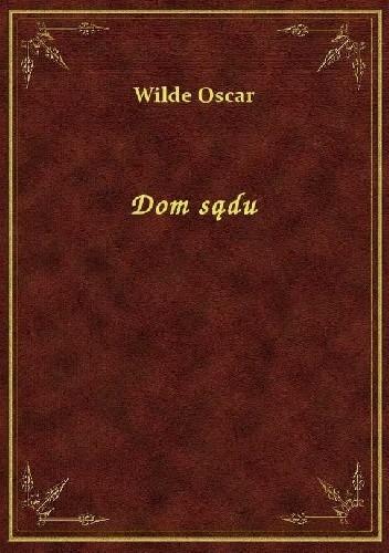 Okładka książki Dom sądu