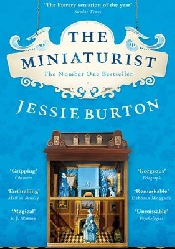 Okładka książki The Miniaturist