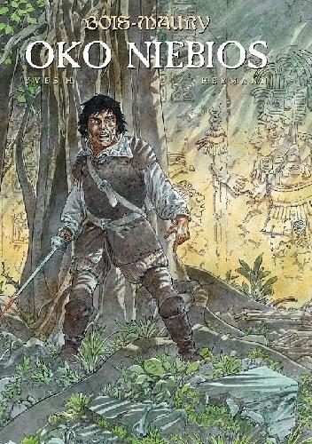 Okładka książki Bois-Maury. Tom 5. Oko niebios