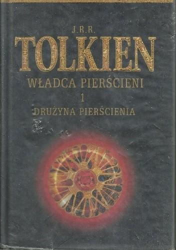Okładka książki Drużyna pierścienia