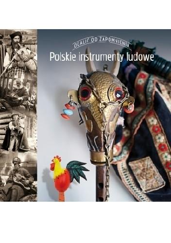 Okładka książki Polskie instrumenty ludowe