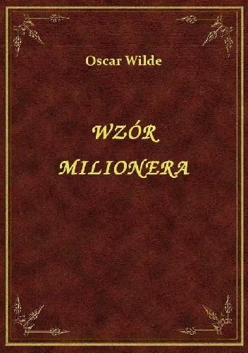 Okładka książki Wzór milionera