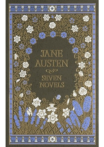 Okładka książki Jane Austen: Seven Novels